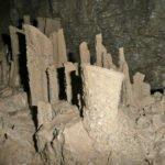 Bettenhöhle: Lehmtürmchen. Martin Trüssel