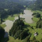 Bruenig Hochwasser 2005. Martin Trüssel