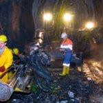 Karstwasserberatung beim Steilrampen-Tunnelbau Engelberg.