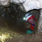 Höhle M78. Martin Trüssel