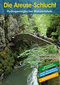Coverbild Hydrogeologischer Wanderführer Areuse-Schlucht.
